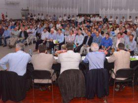 Asamblea de la Cooperativa Guillermo Lehmann