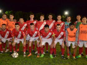 LEF Tercera CAF vs. CAJU - Foto FM Spacio