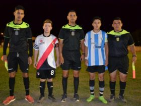 LEF Inferiores CAA vs CAF - Foto FM Spacio