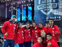 Juegos Nacionales Evita 2017