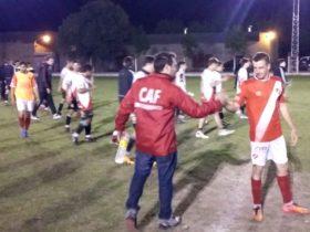LEF Tercera CAJU vs CAF - Foto FM Spacio