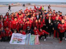 Santa Fe en los Juegos Evita - Foto Prensa GSF