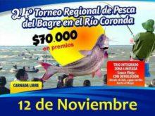 24 Torneo Regional del Bagre