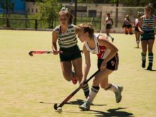 Hockey CAF vs CRAR - Foto Laura Pfeiffer