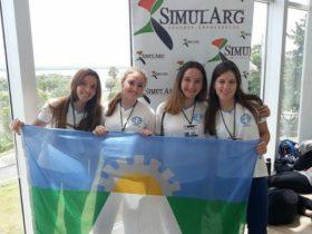 Alumnas de 5to EETP 298 en Sembrando Empresarios