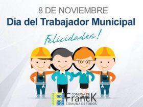 Dia del Trabajador Municipal y Comunal