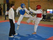 Tercer Encuentro de Taekwondo del CSyDA