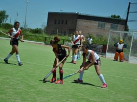 Hockey CAF vs CAC - Foto FM Spacio