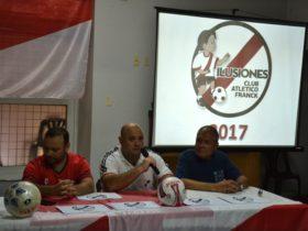 Presentacion Ilusiones 2017 - Foto FM Spacio