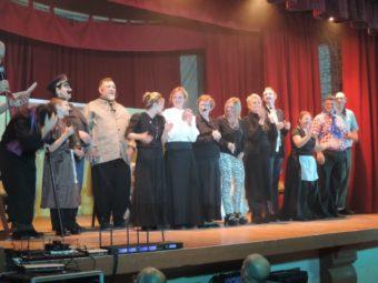 Teatro La Fraternal - Foto FM Spacio