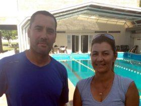 Diego Garcia y Erica Lopez - Foto FM Spacio
