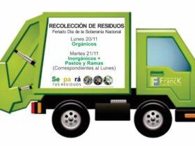 Residuos - Imagen Comuna de Franck