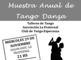 Taller de Tango La Fraternal