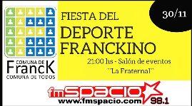 Fiesta del Deporte Franckino 2018