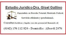 Estudio Jurídico Dra. Gisel Gallino