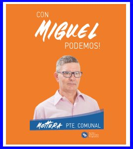 Miguel Mottura - Candidato del PDP