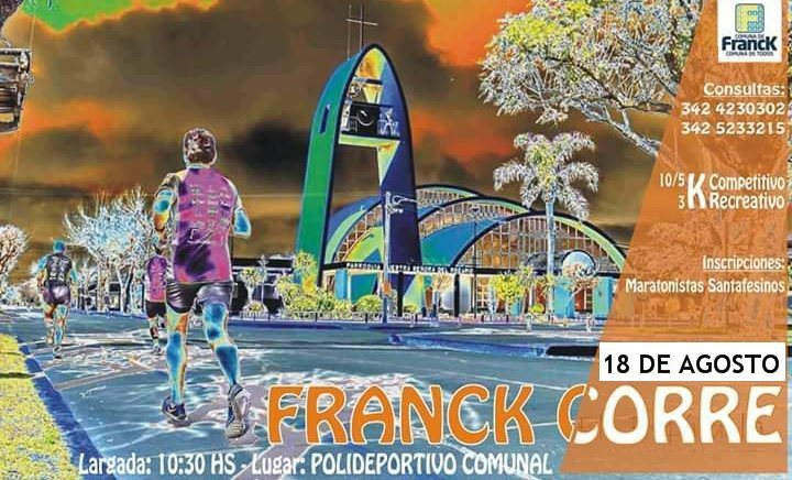 Franck Corre 2019
