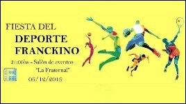 Fiesta del Deporte Franckino 2019