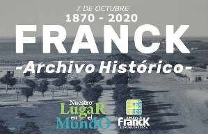 FRANCK - Archivo Histórico -