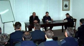 Foto Archivo Relaciones Policiales
