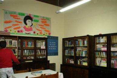 Biblioteca Pública Mariano Moreno
