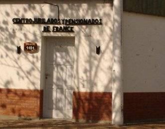 Centro de Jubilados y Pensionados de Franck