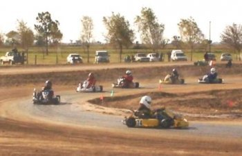 Karting del Litoral en el Cycles Motor Club